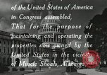 Image of Tennessee Valley Authority Tennessee United States USA, 1935, second 36 stock footage video 65675023069