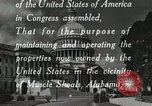 Image of Tennessee Valley Authority Tennessee United States USA, 1935, second 37 stock footage video 65675023069