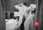 Image of Obstetrician Chicago Illinois USA, 1940, second 58 stock footage video 65675023076