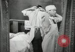 Image of Obstetrician Chicago Illinois USA, 1940, second 60 stock footage video 65675023076