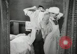 Image of Obstetrician Chicago Illinois USA, 1940, second 61 stock footage video 65675023076