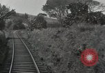 Image of Mountainous landscape Hawaii USA, 1916, second 34 stock footage video 65675023078