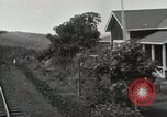 Image of Mountainous landscape Hawaii USA, 1916, second 47 stock footage video 65675023078