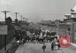 Image of Mule market Memphis Tennessee USA, 1917, second 4 stock footage video 65675023080