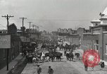 Image of Mule market Memphis Tennessee USA, 1917, second 11 stock footage video 65675023080