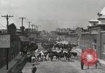 Image of Mule market Memphis Tennessee USA, 1917, second 12 stock footage video 65675023080