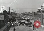 Image of Mule market Memphis Tennessee USA, 1917, second 13 stock footage video 65675023080