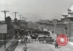 Image of Mule market Memphis Tennessee USA, 1917, second 14 stock footage video 65675023080