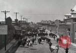 Image of Mule market Memphis Tennessee USA, 1917, second 15 stock footage video 65675023080