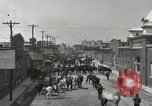 Image of Mule market Memphis Tennessee USA, 1917, second 16 stock footage video 65675023080