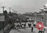 Image of Mule market Memphis Tennessee USA, 1917, second 19 stock footage video 65675023080