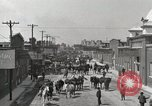 Image of Mule market Memphis Tennessee USA, 1917, second 21 stock footage video 65675023080