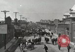 Image of Mule market Memphis Tennessee USA, 1917, second 23 stock footage video 65675023080