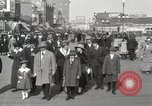 Image of Hotels and boardwalk Atlantic City New Jersey USA, 1917, second 18 stock footage video 65675023084