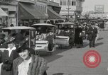 Image of Hotels and boardwalk Atlantic City New Jersey USA, 1917, second 35 stock footage video 65675023084
