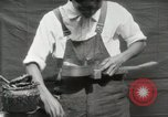 Image of Construction of Ukulele Hawaii USA, 1917, second 36 stock footage video 65675023085