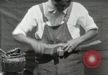 Image of Construction of Ukulele Hawaii USA, 1917, second 39 stock footage video 65675023085