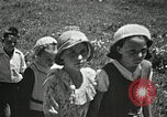 Image of Summer Bible camp Marion Virginia USA, 1934, second 45 stock footage video 65675023106