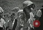 Image of Summer Bible camp Marion Virginia USA, 1934, second 46 stock footage video 65675023106