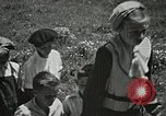Image of Summer Bible camp Marion Virginia USA, 1934, second 47 stock footage video 65675023106