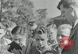 Image of Appalachian school Madison County North Carolina USA, 1935, second 32 stock footage video 65675023116