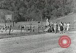 Image of Appalachian school Madison County North Carolina USA, 1935, second 36 stock footage video 65675023116