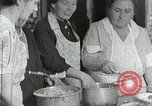 Image of Mission workers meal Campbell County Tennessee USA, 1935, second 6 stock footage video 65675023119