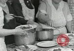 Image of Mission workers meal Campbell County Tennessee USA, 1935, second 8 stock footage video 65675023119