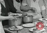Image of Mission workers meal Campbell County Tennessee USA, 1935, second 9 stock footage video 65675023119