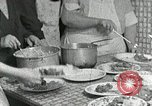 Image of Mission workers meal Campbell County Tennessee USA, 1935, second 12 stock footage video 65675023119