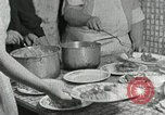 Image of Mission workers meal Campbell County Tennessee USA, 1935, second 18 stock footage video 65675023119