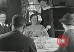 Image of Mission workers meal Campbell County Tennessee USA, 1935, second 24 stock footage video 65675023119