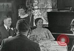 Image of Mission workers meal Campbell County Tennessee USA, 1935, second 27 stock footage video 65675023119