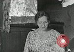 Image of Mission workers meal Campbell County Tennessee USA, 1935, second 34 stock footage video 65675023119