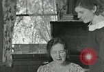 Image of Mission workers meal Campbell County Tennessee USA, 1935, second 35 stock footage video 65675023119