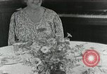 Image of Mission workers meal Campbell County Tennessee USA, 1935, second 46 stock footage video 65675023119