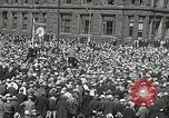 Image of Unemployed men demonstrate during depression Minneapolis Minnesota USA, 1934, second 4 stock footage video 65675023138