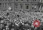 Image of Unemployed men demonstrate during depression Minneapolis Minnesota USA, 1934, second 7 stock footage video 65675023138
