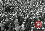 Image of Unemployed men demonstrate during depression Minneapolis Minnesota USA, 1934, second 13 stock footage video 65675023138
