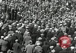 Image of Unemployed men demonstrate during depression Minneapolis Minnesota USA, 1934, second 14 stock footage video 65675023138