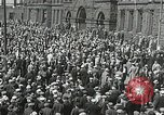 Image of Unemployed men demonstrate during depression Minneapolis Minnesota USA, 1934, second 15 stock footage video 65675023138