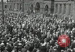 Image of Unemployed men demonstrate during depression Minneapolis Minnesota USA, 1934, second 16 stock footage video 65675023138