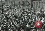 Image of Unemployed men demonstrate during depression Minneapolis Minnesota USA, 1934, second 18 stock footage video 65675023138