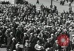 Image of Unemployed men demonstrate during depression Minneapolis Minnesota USA, 1934, second 24 stock footage video 65675023138