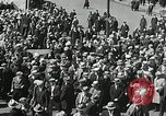 Image of Unemployed men demonstrate during depression Minneapolis Minnesota USA, 1934, second 26 stock footage video 65675023138