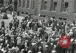 Image of Unemployed men demonstrate during depression Minneapolis Minnesota USA, 1934, second 27 stock footage video 65675023138