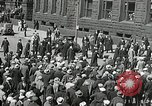 Image of Unemployed men demonstrate during depression Minneapolis Minnesota USA, 1934, second 28 stock footage video 65675023138