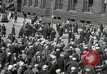 Image of Unemployed men demonstrate during depression Minneapolis Minnesota USA, 1934, second 29 stock footage video 65675023138