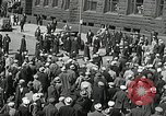 Image of Unemployed men demonstrate during depression Minneapolis Minnesota USA, 1934, second 30 stock footage video 65675023138