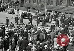 Image of Unemployed men demonstrate during depression Minneapolis Minnesota USA, 1934, second 35 stock footage video 65675023138
